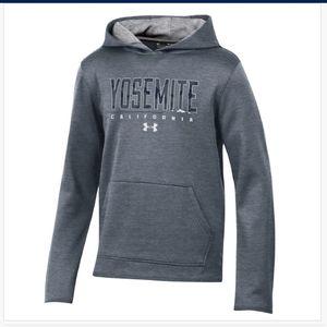 Under Armour Yosemite grey pullover sweater